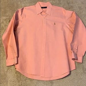 Ralph Lauren Dress Shirt Size XL